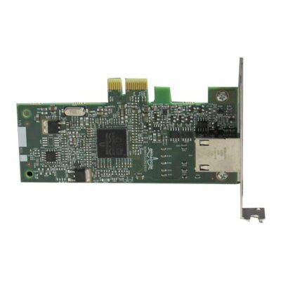 Dell Broadcom 10/100/1000 Pci-E Network Card W/ Low Profile - D765K